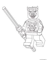 lego star wars darth maul coloring pages printable