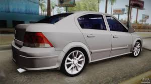 opel sedan opel astra sedan 2008 for gta san andreas