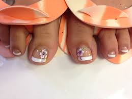 toe nail art designs flowers choice image nail art designs