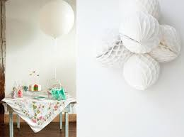 white decorations the sweetest occasion