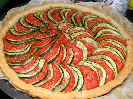 cuisine familiale rapide tarte tomate courgette facile et rapide cuisine familiale