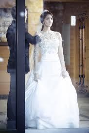 wedding dress cast 35 gorgeous photos of korean in wedding dresses