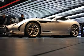 zagato cars perana only 500 of these cars were built in south africa by