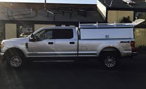 Ford F350 Truck Toppers - 2017 ford superduty are dcu ux silver suburban toppers
