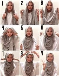 tutorial hijab pashmina tanpa dalaman ninja tutorial hijab jilbab pashmina simple praktis tanpa dalaman inner