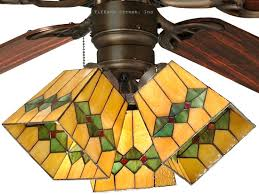 Stained Glass Ceiling Fan Light Shades Ceiling Fan Stained Glass Ceiling Fan Style Ceiling Fan