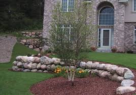 southview design outdoor living 17 boulder and stone retaining