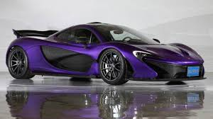 purple aston martin classified of the week a purple mclaren p1 top gear