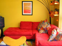 Bedroom With Yellow Walls And Blue Comforter Kids Room Bedroom Boys Bedroom Girls Bedroom Interior