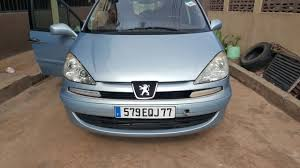 used peugeot 807 the lion community blog used tokunbo peugeot 807 van for sale