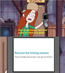 Fucking Memes - remove the fucking memes shitpostbot 5000 know your meme