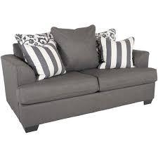 Ashley Furniture Leather Loveseat Levon Charcoal Loveseat Ll 734 L Ashley Furniture 7340335 Afw
