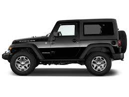 black jeep 2 door image 2016 jeep wrangler 4wd 2 door rubicon side exterior view