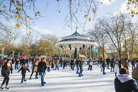 about winter hyde park winter