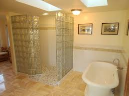 custom walk in showers shower walk in showers oakmoore tile custom shower base designs