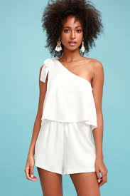 white jumpsuits and rompers for rompers and jumpsuits for lulus