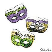 mardi gras mask bulk mardi gras masquerade masks trading company