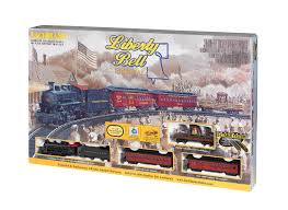liberty bell special ho scale 00711 279 00 bachmann