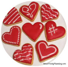heart shaped cookies heart shaped cookies