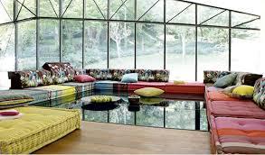 mah jong sofa mah jong sofa by roche bobois diy mash up bohaute