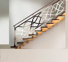 Wood Interior Handrails Trends Of Stair Railing Ideas And Materials Interior U0026 Outdoor