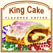 king cake shipping king cake flavored coffee 1lb bag 4 95 shipping