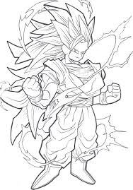 sleepover commission super saiyan goku by neonprime on deviantart