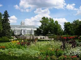 Ohio Botanical Gardens Franklin Park Conservatory And Botanical Gardens