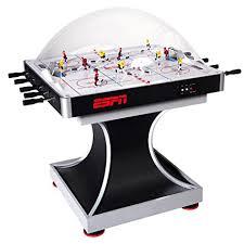 Amazon Com Espn 1614205 Original Electronic Dome Hockey Table