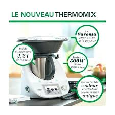 cuisine l馮鑽e thermomix cuisine vorwerk the thermomix tm5 has a 22l bowl capacity and