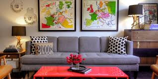 50 ways to update your living room for 50 or less photos huffpost