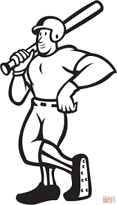 baseball coloring pages mlb league stars player page