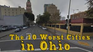 Helltown Ohio Google Maps by The 10 Worst Cities In Ohio Explained Youtube