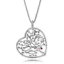 necklace pendants pandora images Pandora tree of love necklace elisa ilana
