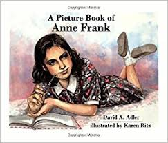 a picture book of anne frank picture book biography david a