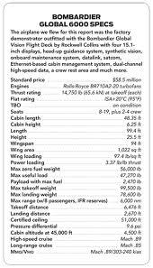 we fly the bombardier global 6000 flying magazine