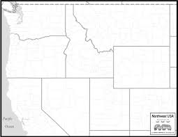 Map Of North West Usa by Fileblank Us Map States Onlysvg Wikimedia Commons North America