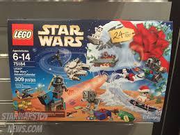 toy fair lego star wars 2017 advent calendar revealed star