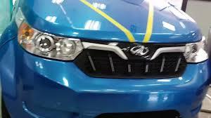 Mahindra Reva E20 Interior Mahindra New Hatchback E2o Plus Exterior And Interior Walkaround