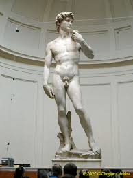 David Sculpture David Renaissance Art