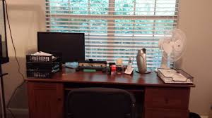 home office setup that increases productivity write money