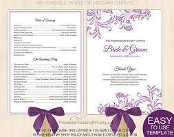 How To Make Wedding Fan Programs 102 Best Beth Wedding Images On Pinterest Marriage Fan Programs