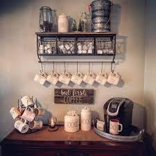 kitchen coffee bar ideas coffee bar ideas for kitchen bar coffee and farmhouse style