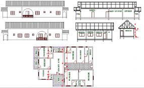 house elevation plans terrific house plan section and elevation contemporary best