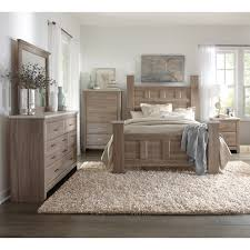 Grey Gloss Bedroom Furniture Art Van 6 Piece Queen Bedroom Set Overstock Shopping Big