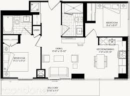 yorkdale floor plan the yorkdale condos by context tumi 1 floorplan 2 bed 2 bath
