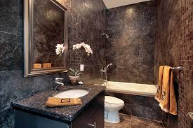 Bathroom With Black Walls Luxury Bathroom Design Ideas Part 2 Designing Idea