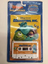 sealed disney pixar monster kids story book