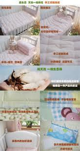 nursery bedding sets 100 cotton 5pcs baby bedding set for crib