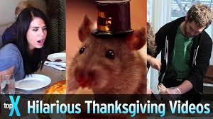 top 10 hilarious thanksgiving topx